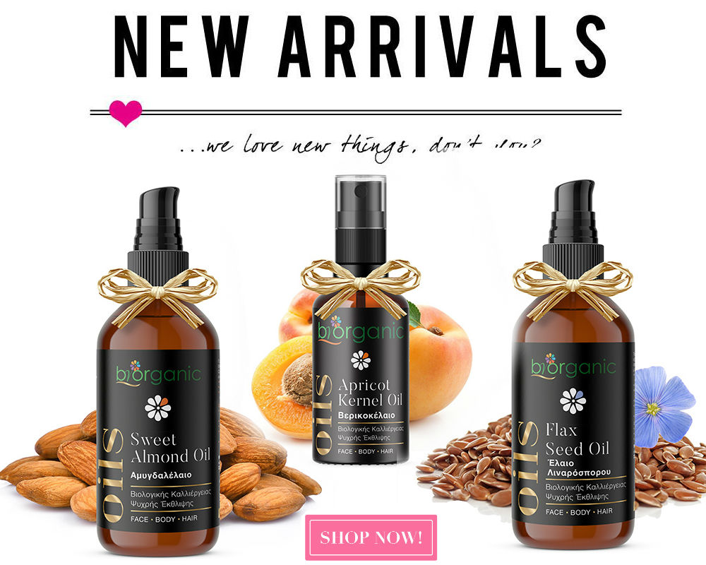 Biorganic Beauty Base Oils