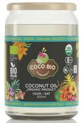 Coco Bio – Organic Extra Virgin Coconut Oil !