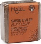 Najel - Aleppo Scrub Soap with Red Clay